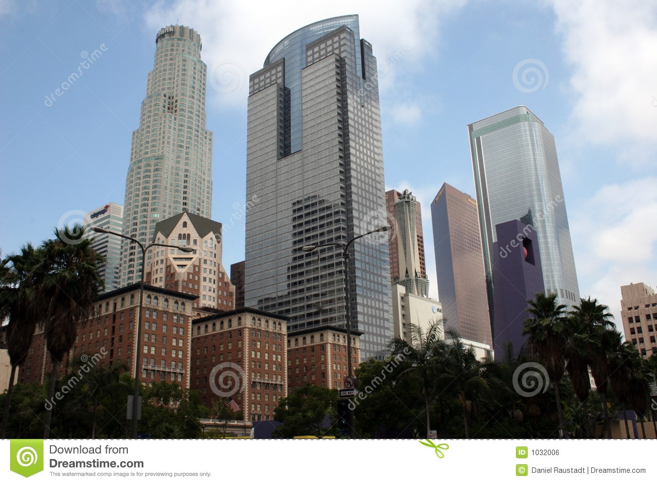Tallest Hotel In Los Angeles
