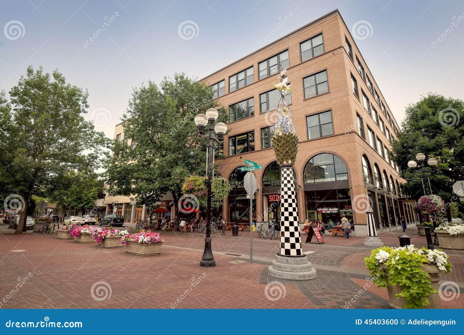 Park Street Cafe Eugene