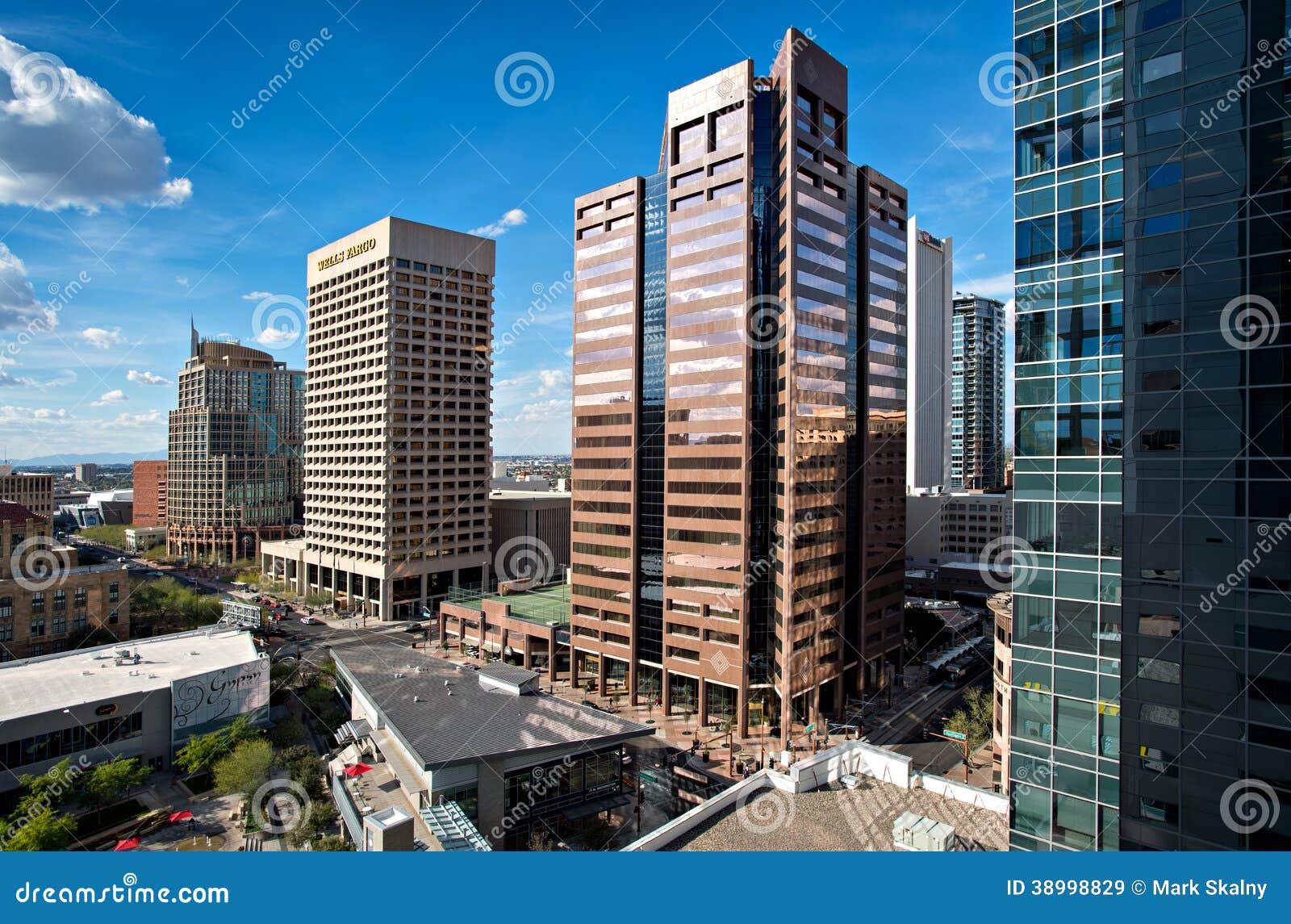 Downtown Phoenix, Arizona