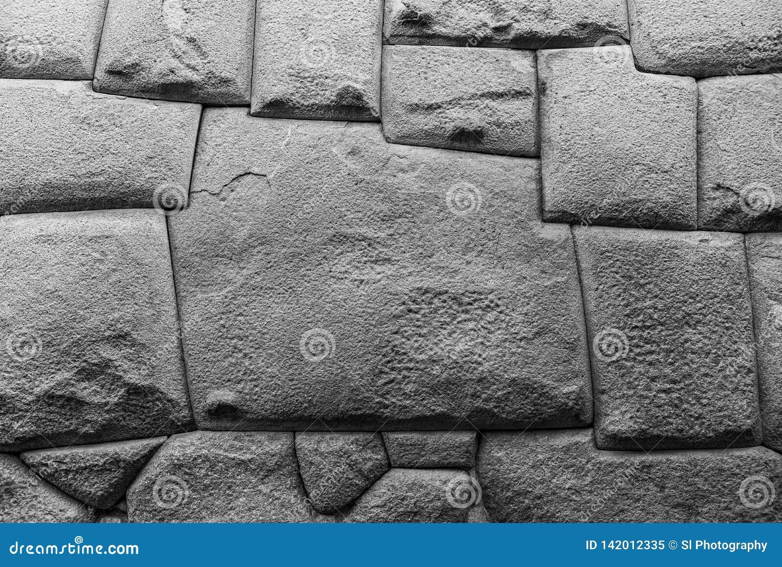 Doze ângulo Inca Stone, Cusco, Peru