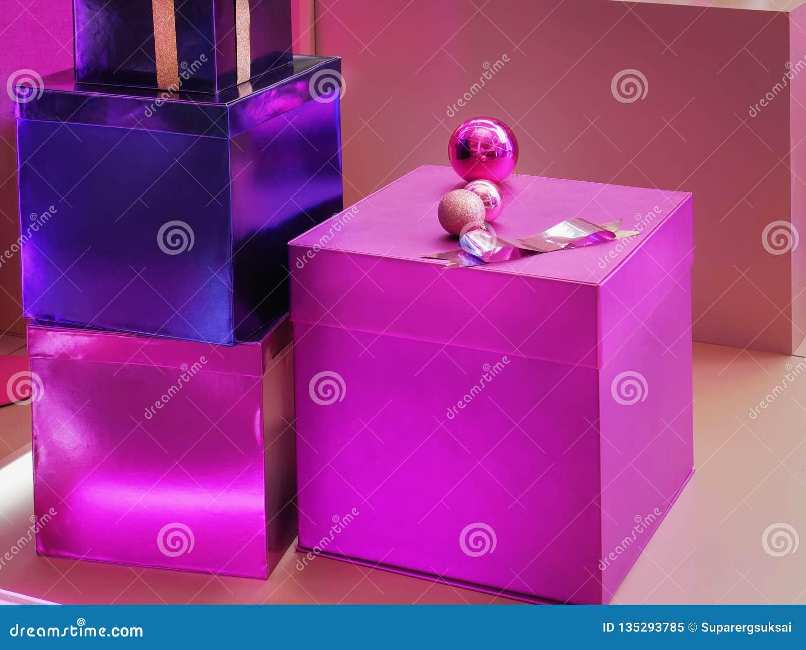 Dozen van de close-up de Kleurrijke Gift voor Speciale Gelegenheid