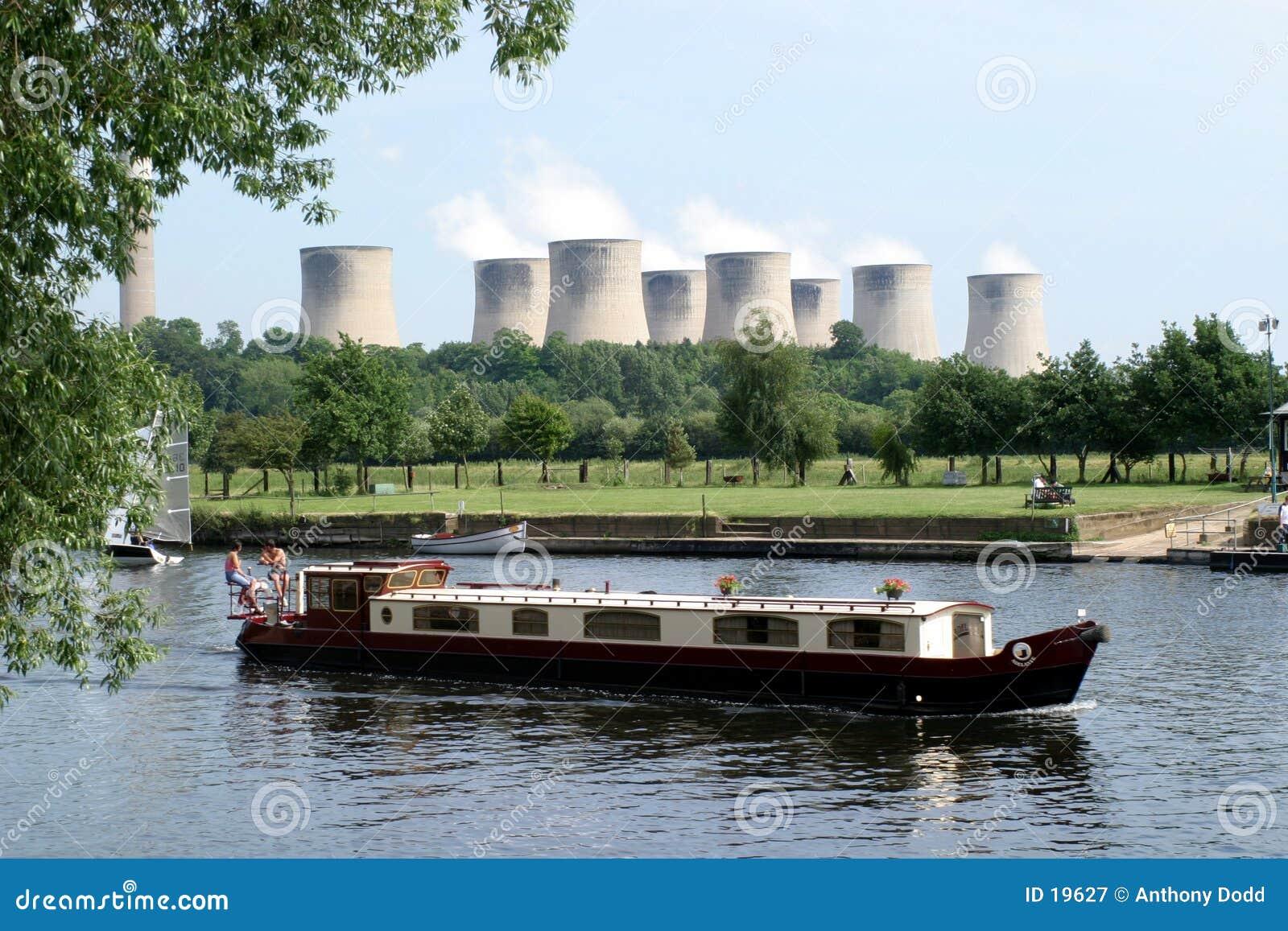 Dróg wodnych przemysłowych