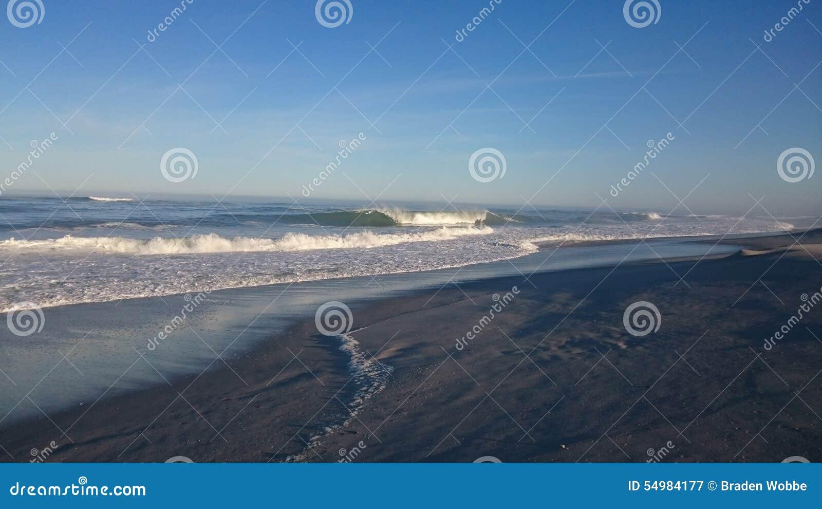 Dröm för strandvågsurfare