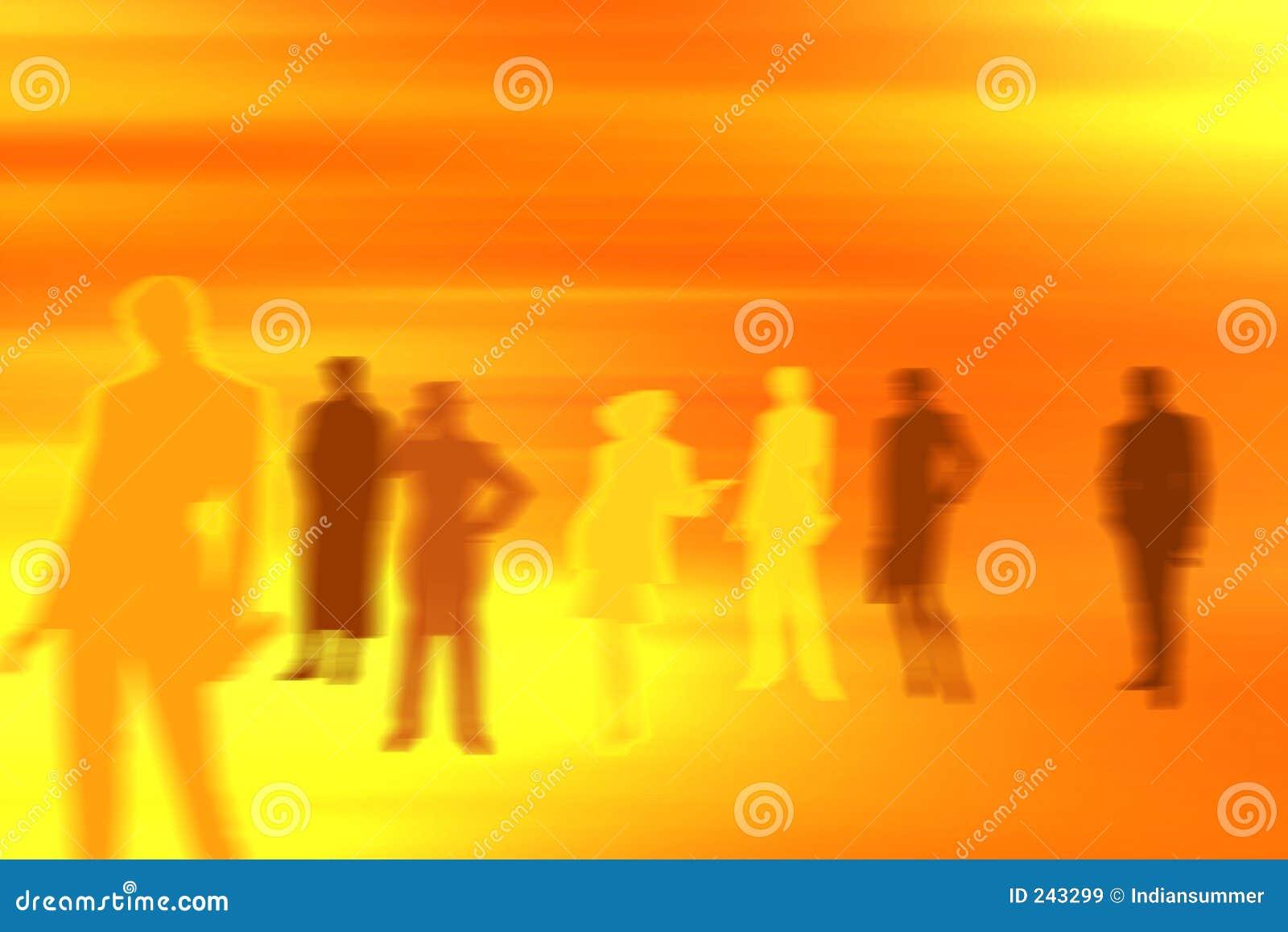 Dröm- folklag för bakgrund