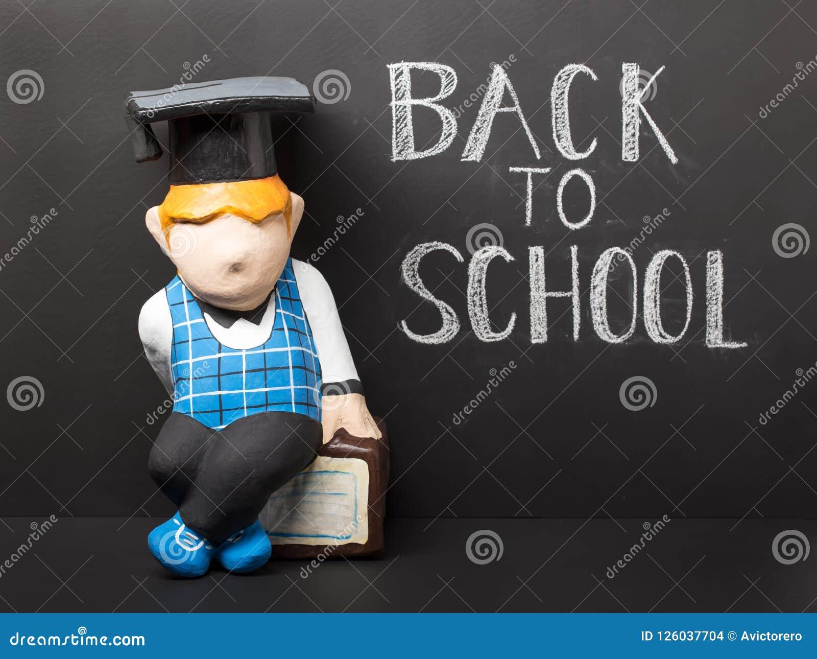 Dra tillbaka till skolaconcep