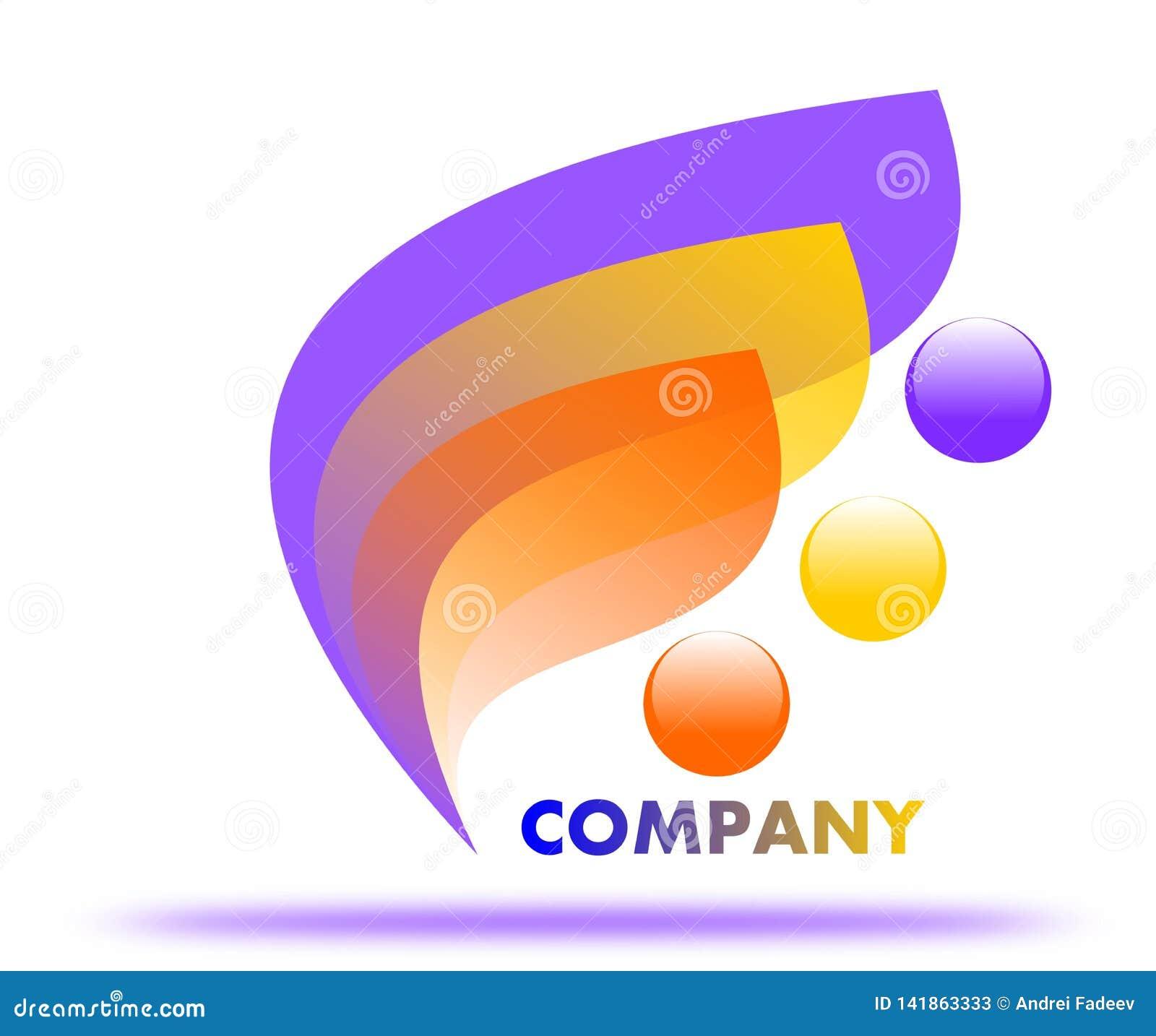 Dra tricolor företagslogo