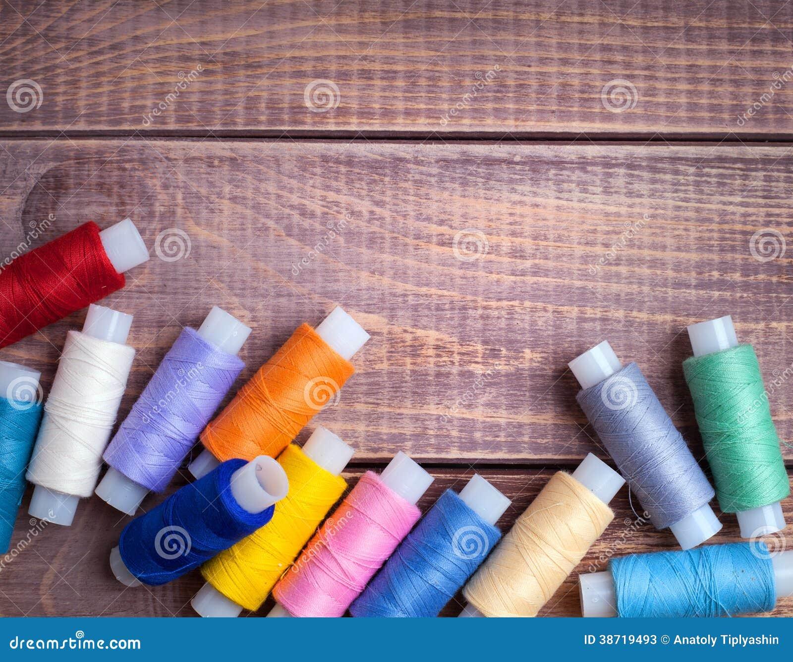Draad en het naaien