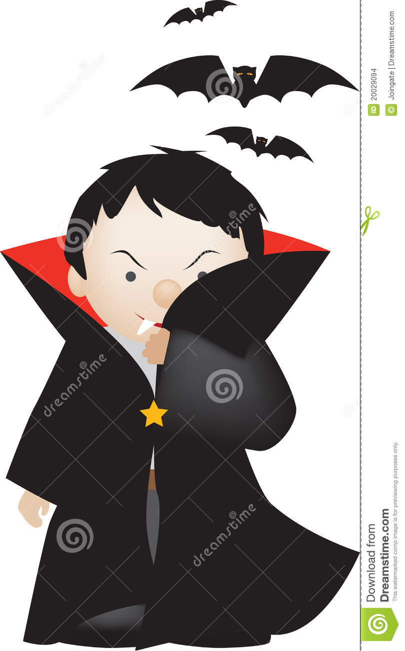 dracula cartoon stock images image 20029094