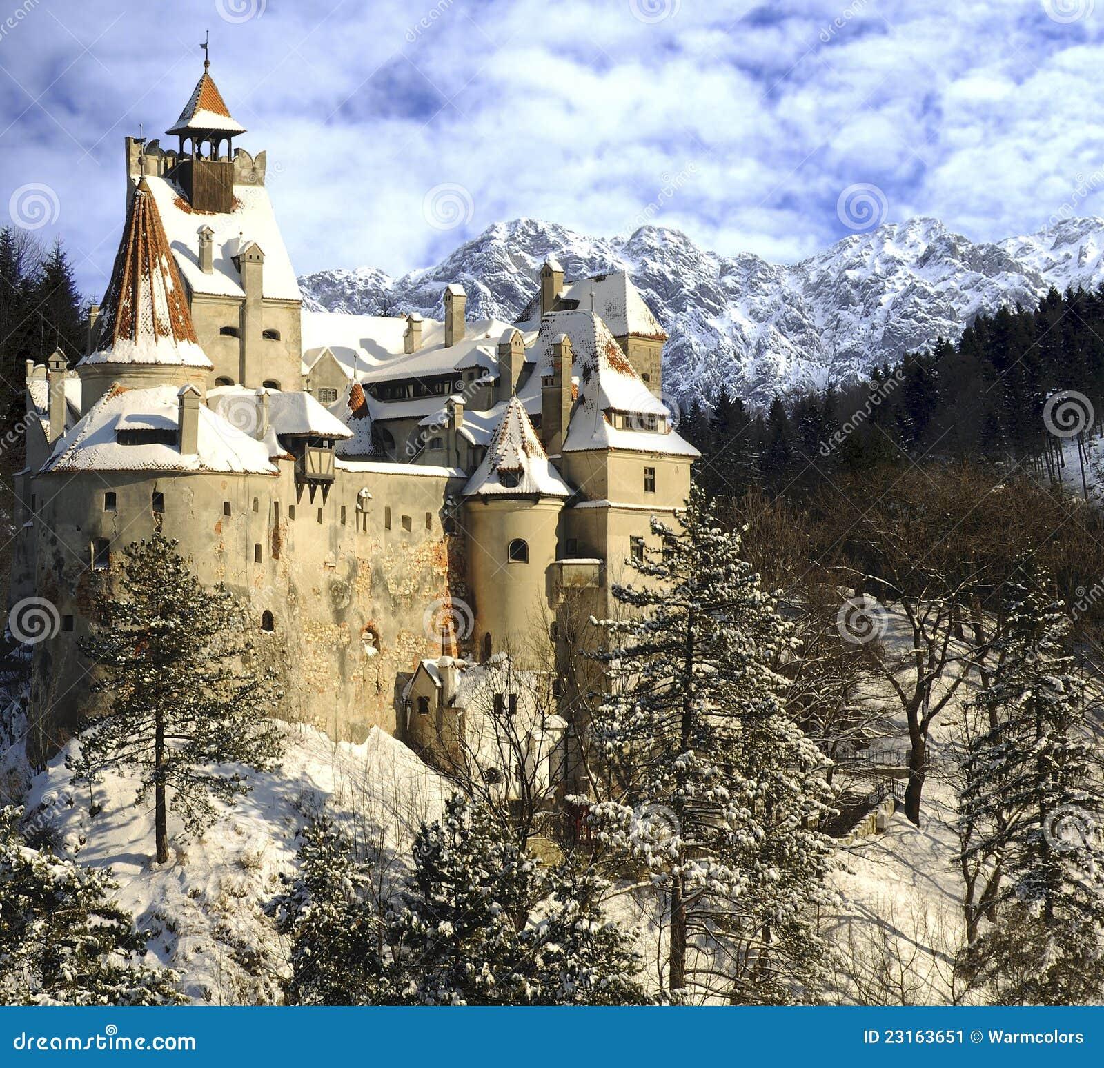 Dracula Otręby Kasztel, Transylvania, Rumunia