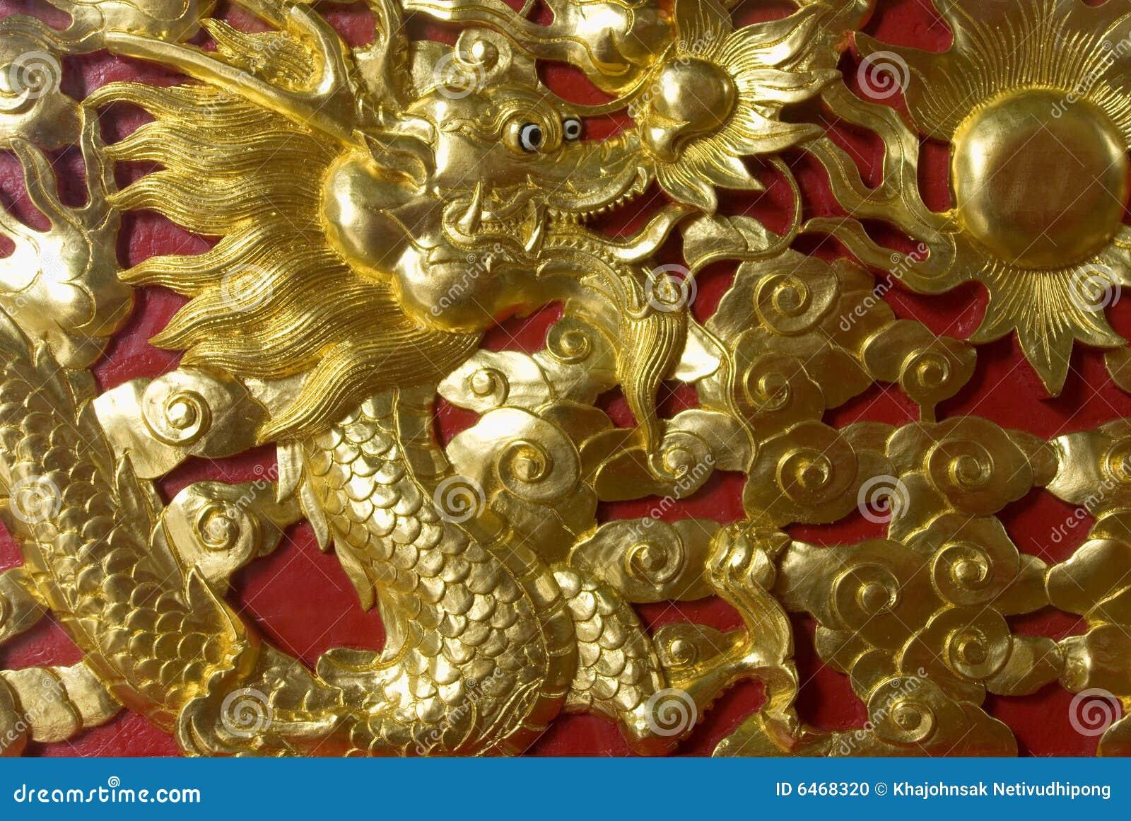 Dragão do ouro