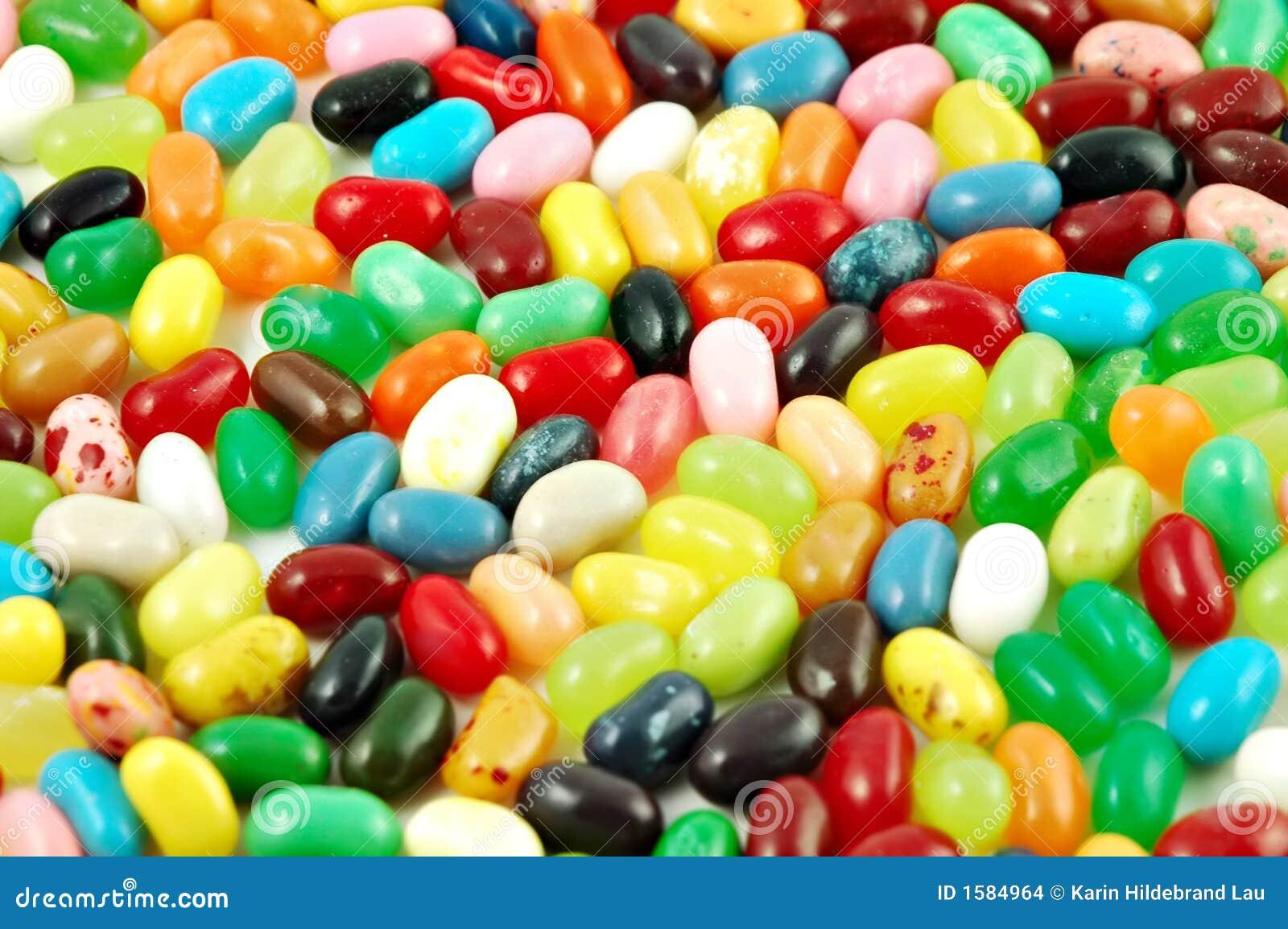 Dragées à la gelée de sucre