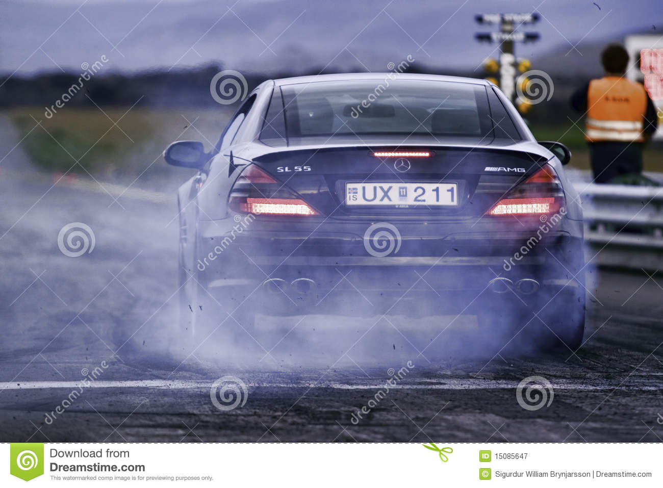 Drag Race, Mercedes Benz editorial photography. Image of ...