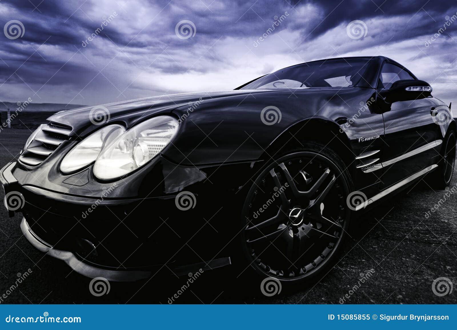 Drag Race, Mercedes Benz