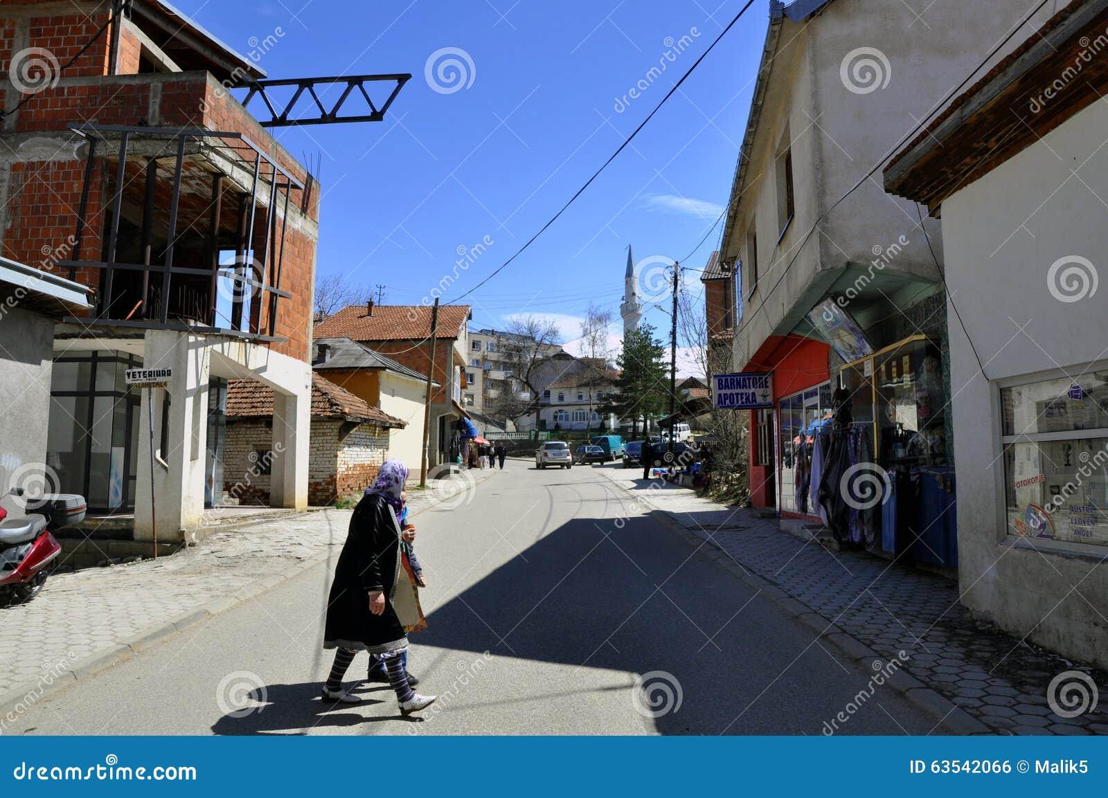 DragaÅ ¡, Dragash是一个镇和自治市在南科索沃普里兹伦区