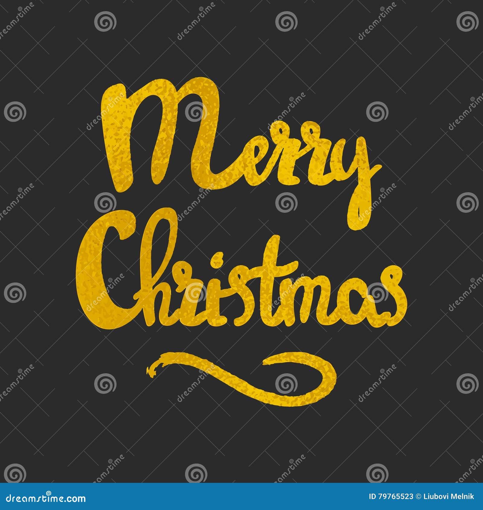 Dragen bokstäver för glad jul hand