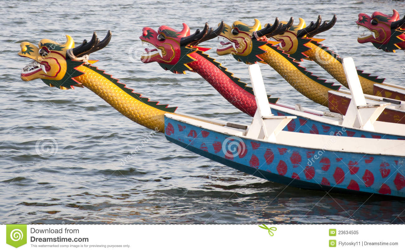 Dragon Boat Royalty Free Stock Photo - Image: 23634505