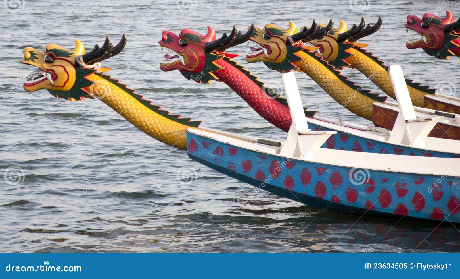 Dragon Boat Royalty Free Stock Photo - Image: 23634505