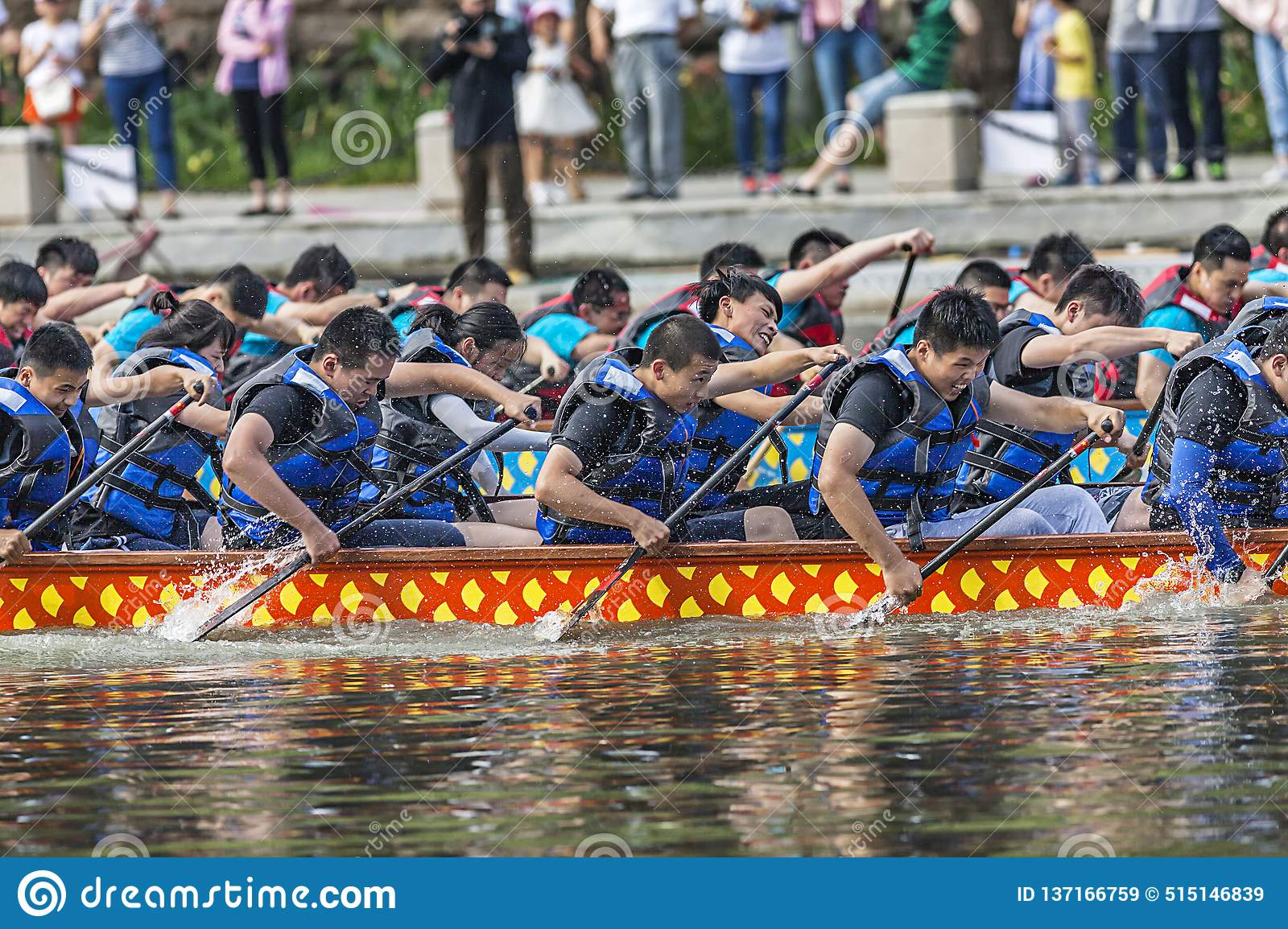 Dragon Boat Festival Competition - Dragon Boat Race tradicionais