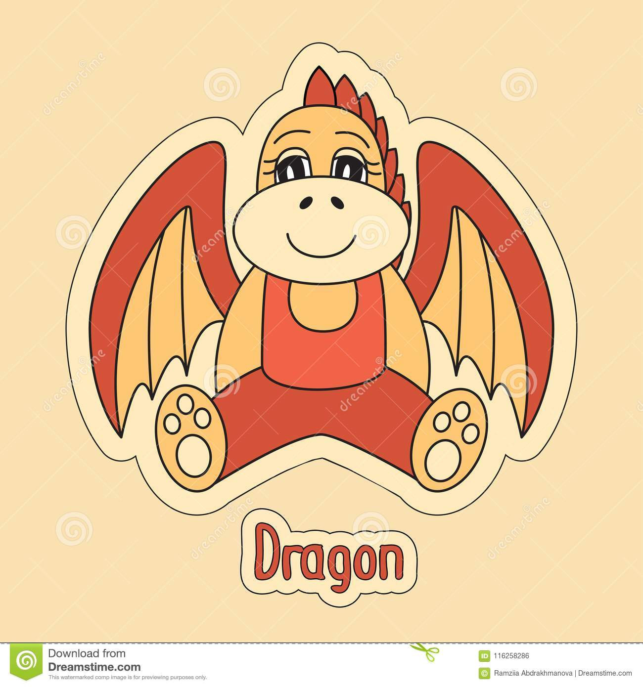 Avatar 4 2024: Dragon, Cartoon Symbol Of The Chinese Horoscope 2024 Year