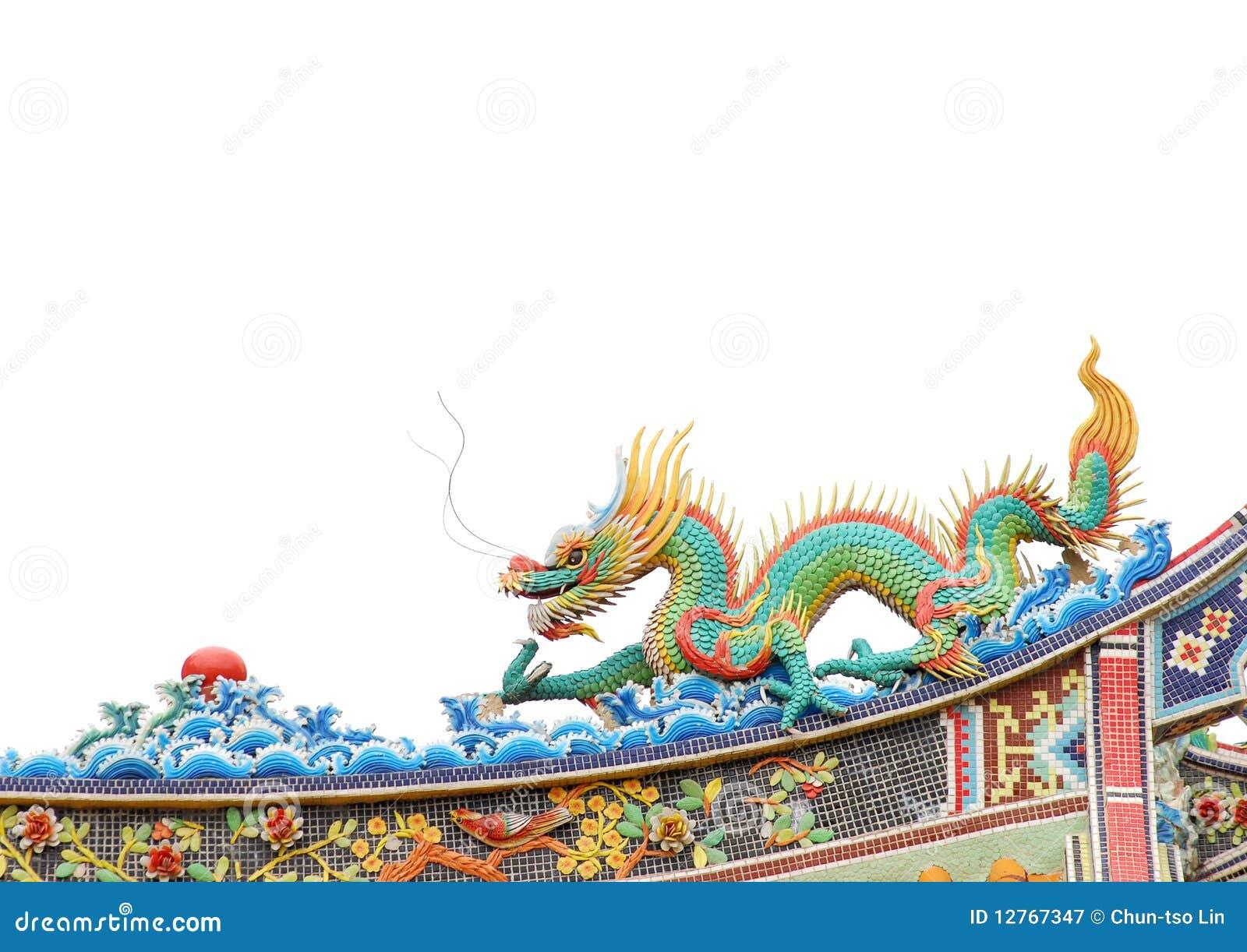 Dragon chinois.