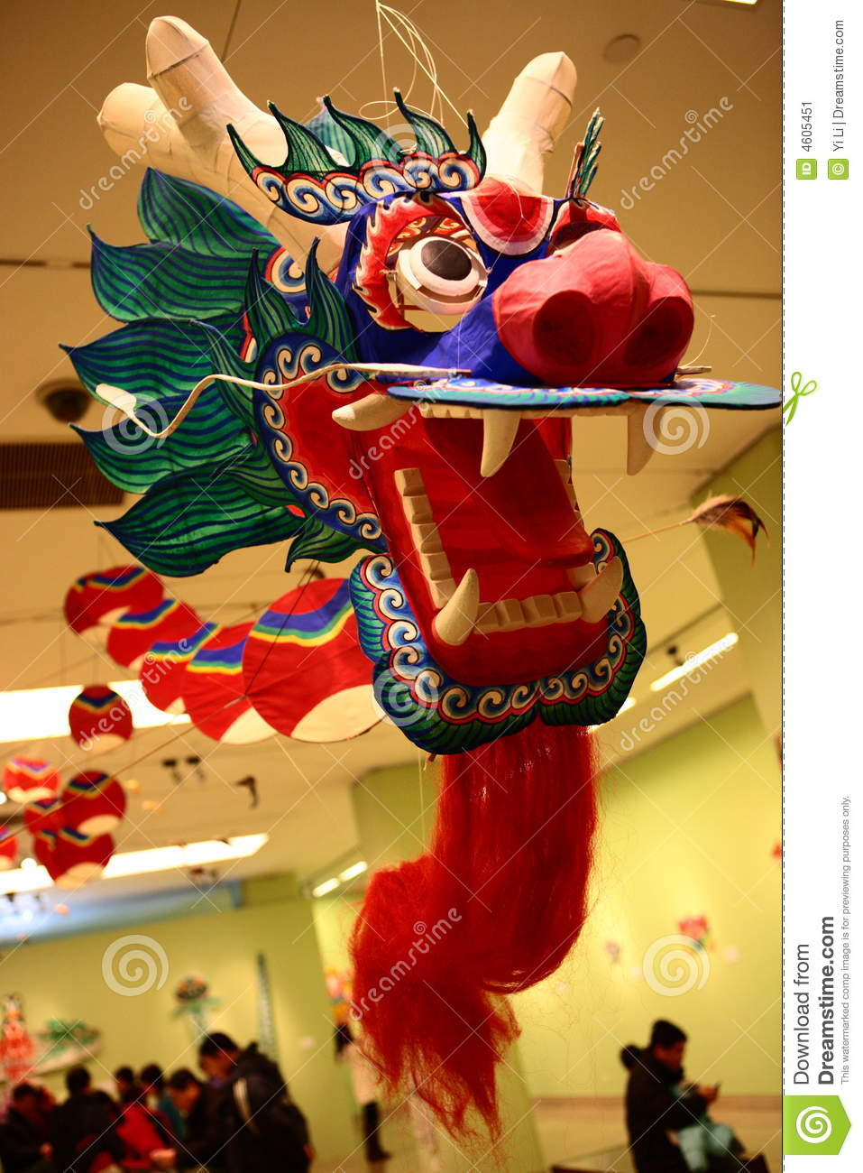Dragon chinois image stock image du architecture totem - Photo de dragon chinois ...