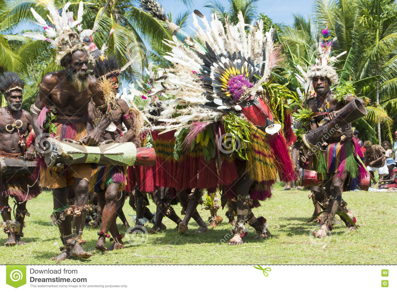 dragon dance ceremony new guinea editorial photo image of