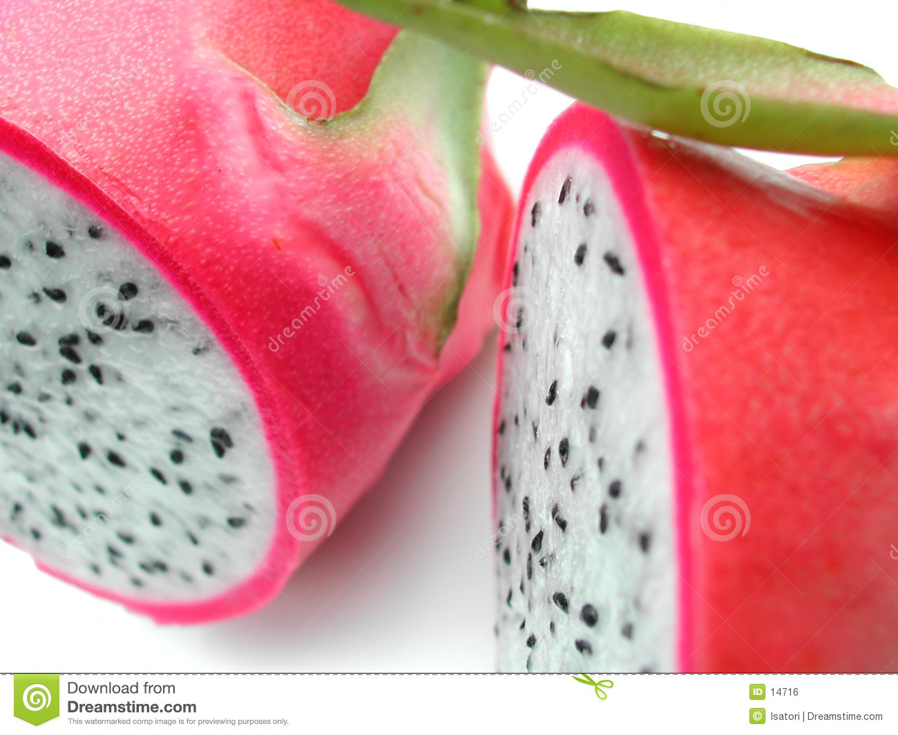 Dragon Fruit Detail