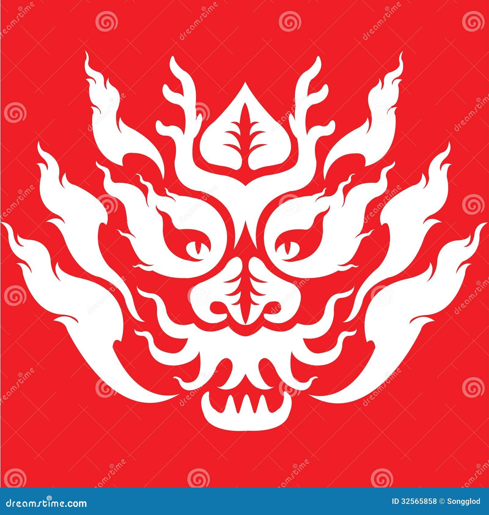 chinese dragon logo design