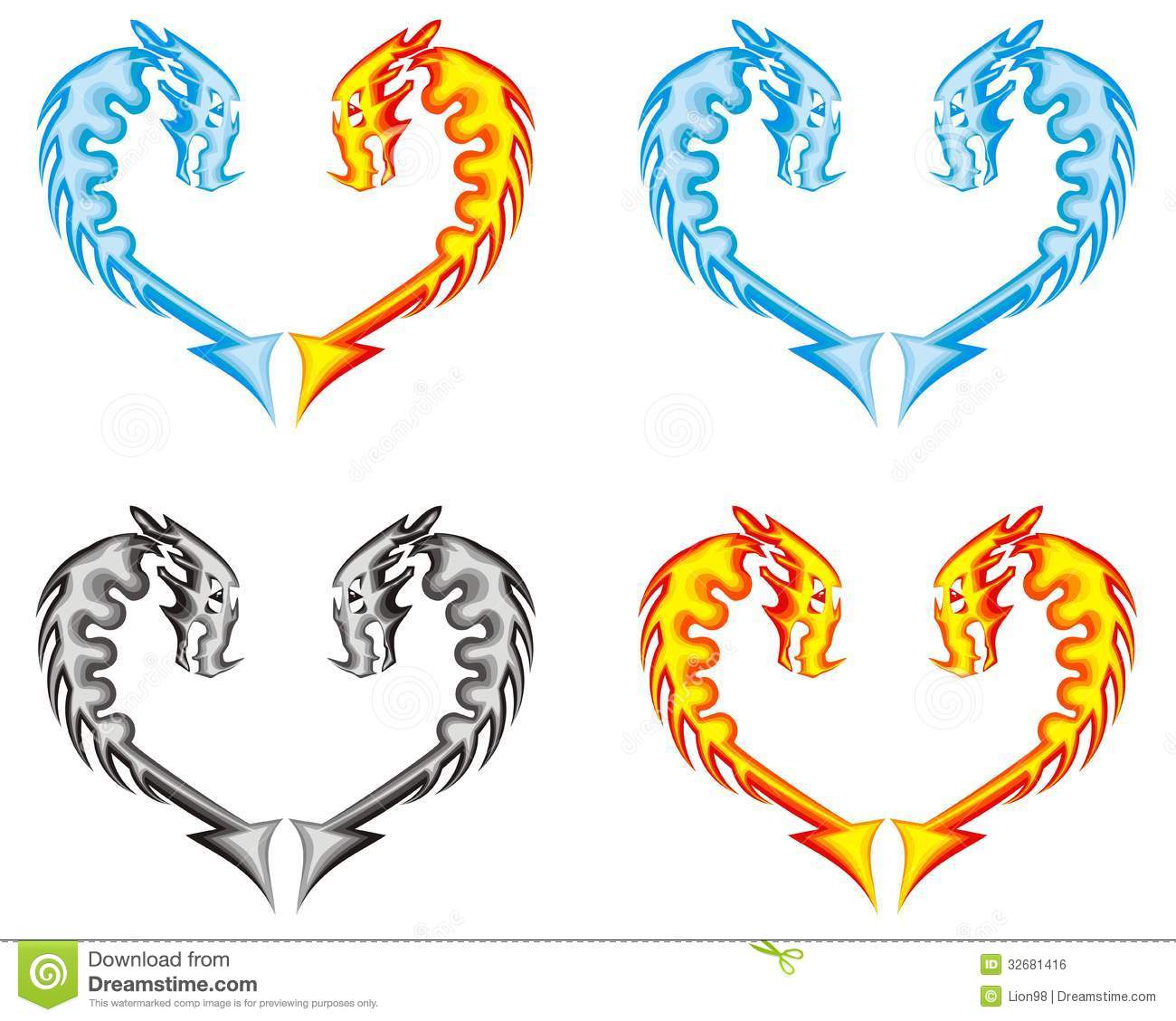 Dragon heart fire water ashes stock photo image of aggressive dragon heart fire water ashes buycottarizona Gallery