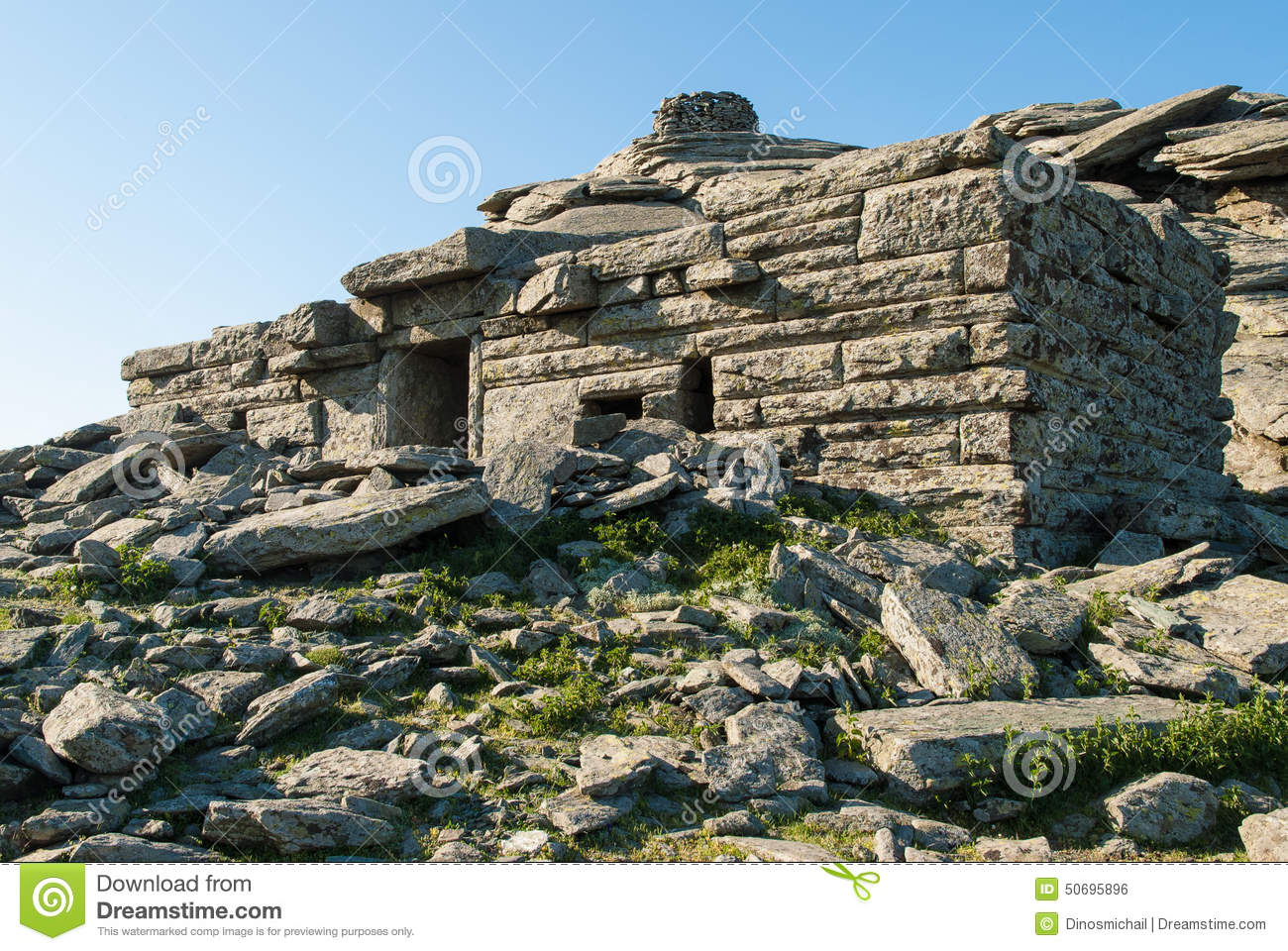 dragon house in greece stock photo image 50695896