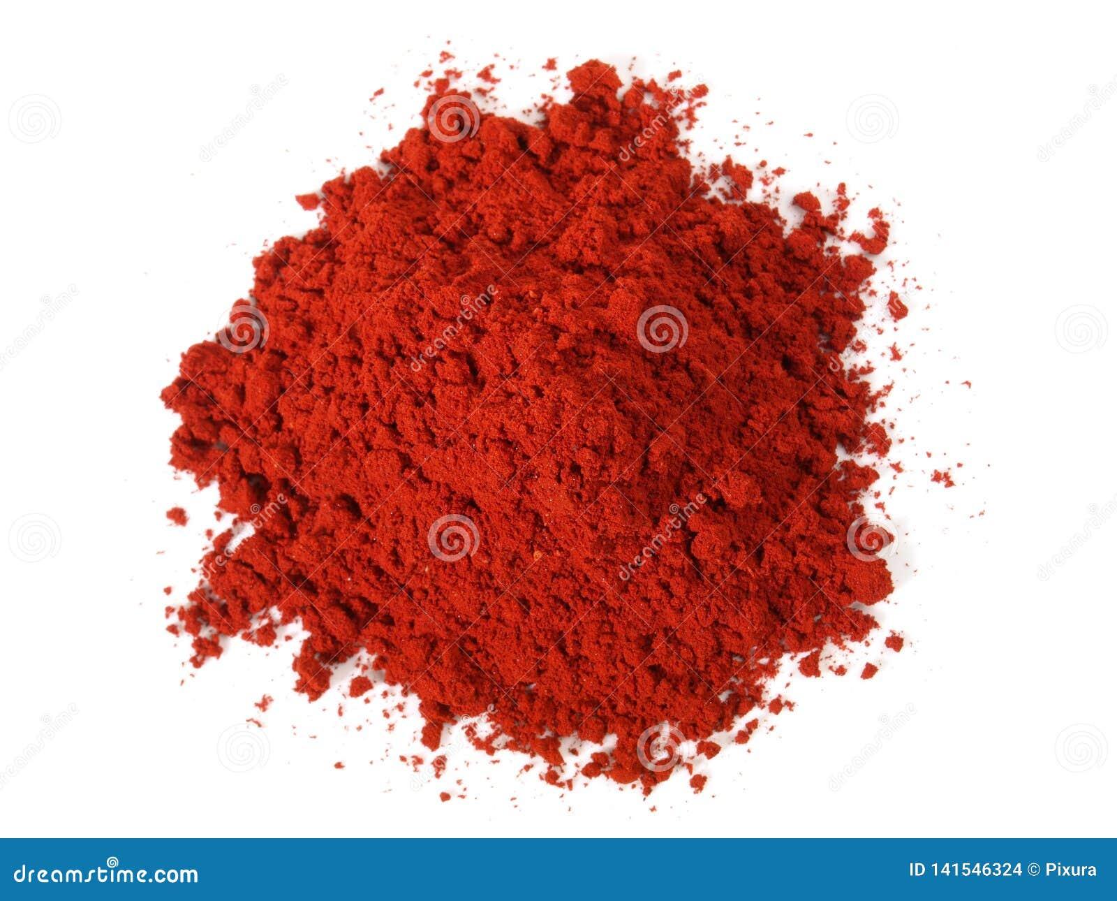 Dragon Resin Powder rosso