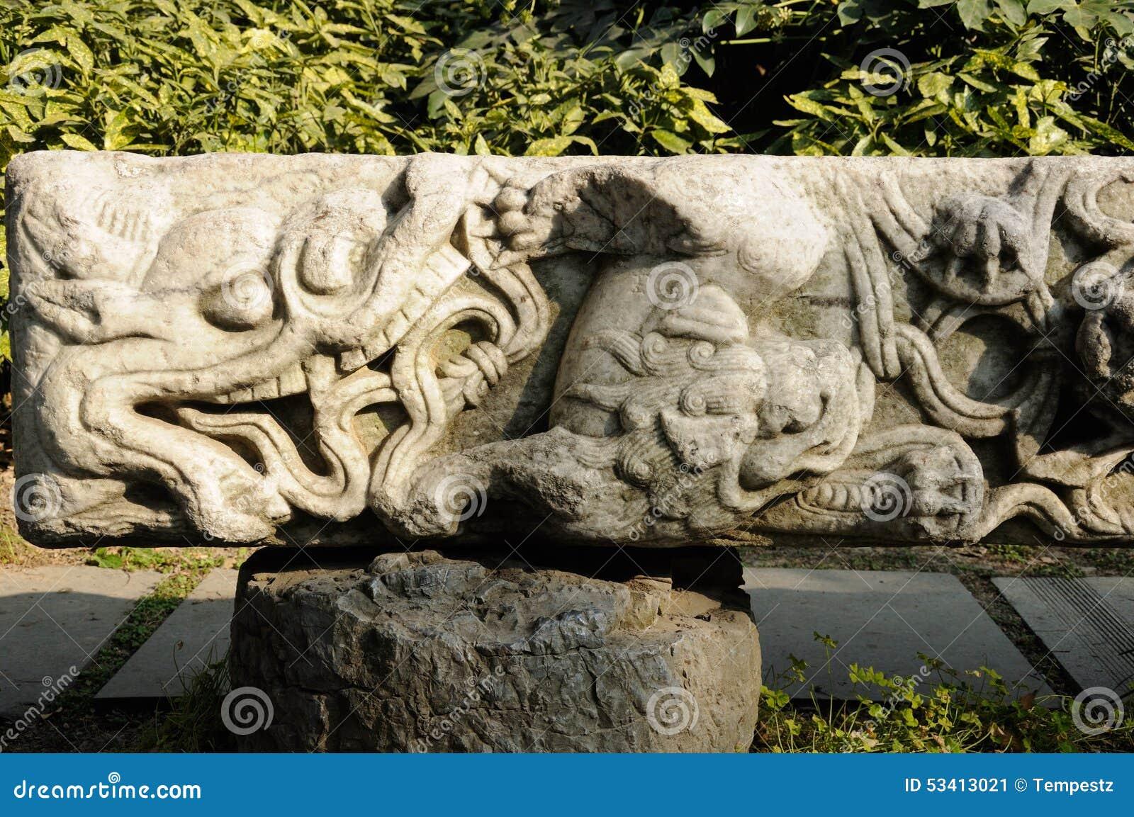 Dragon Stone Tablet