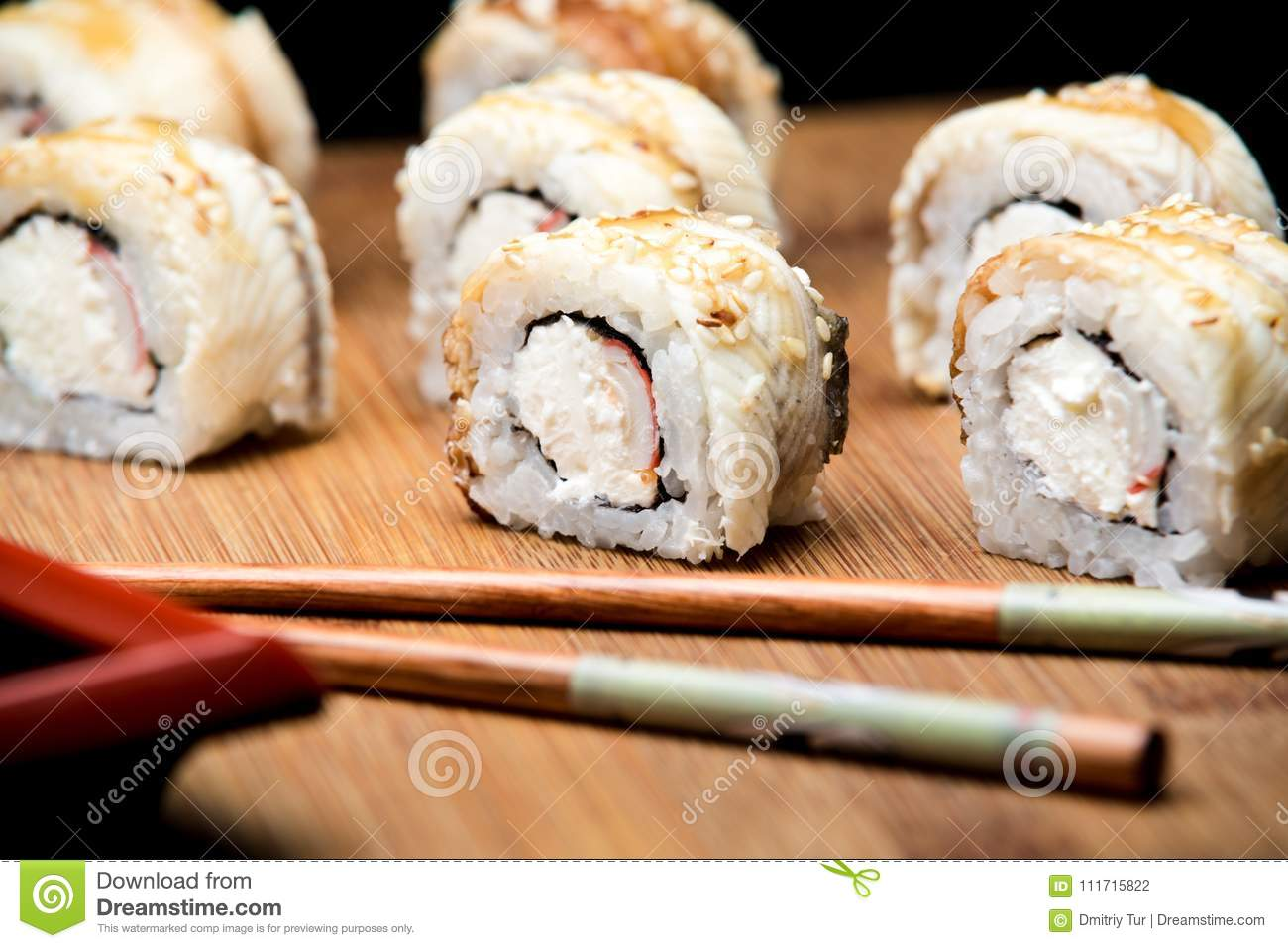 Rolls at home - a great way to please the guests 98