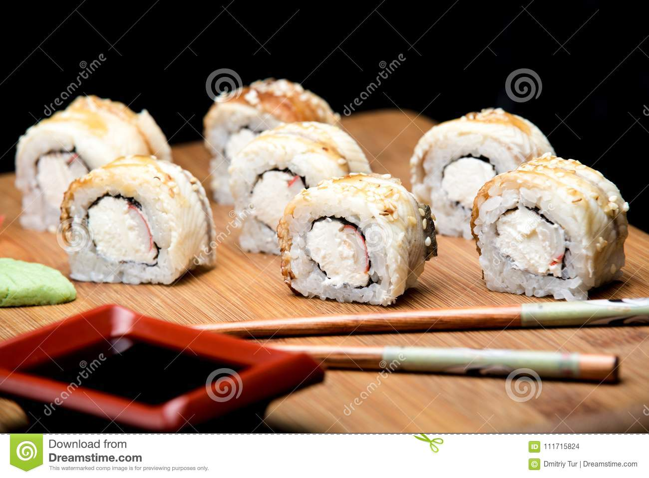 Rolls at home - a great way to please the guests 79