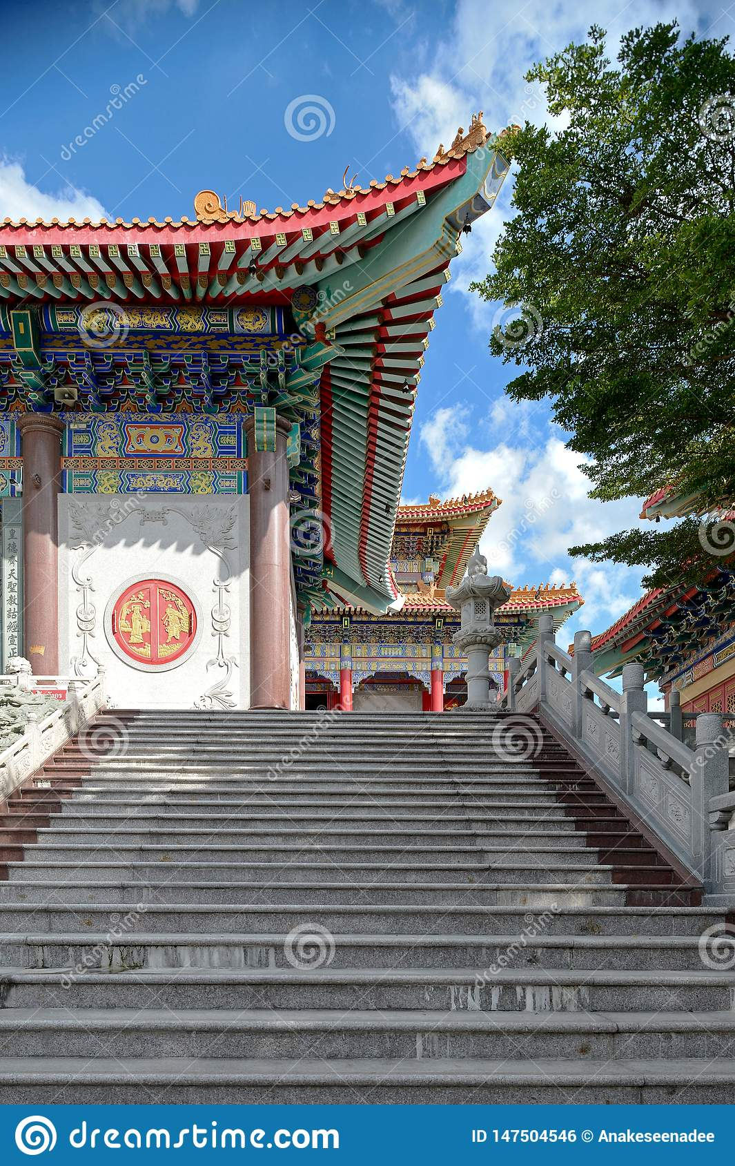 Dragon Temple Kammalawat