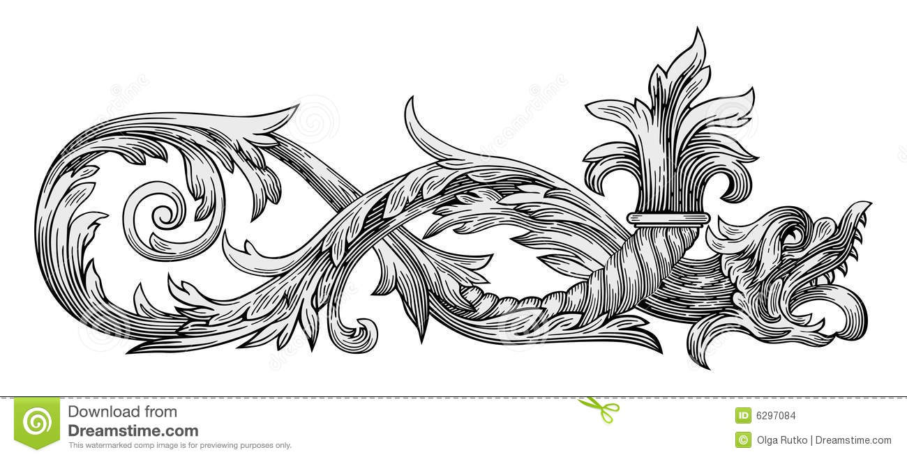 Dragon Vector Stock Images