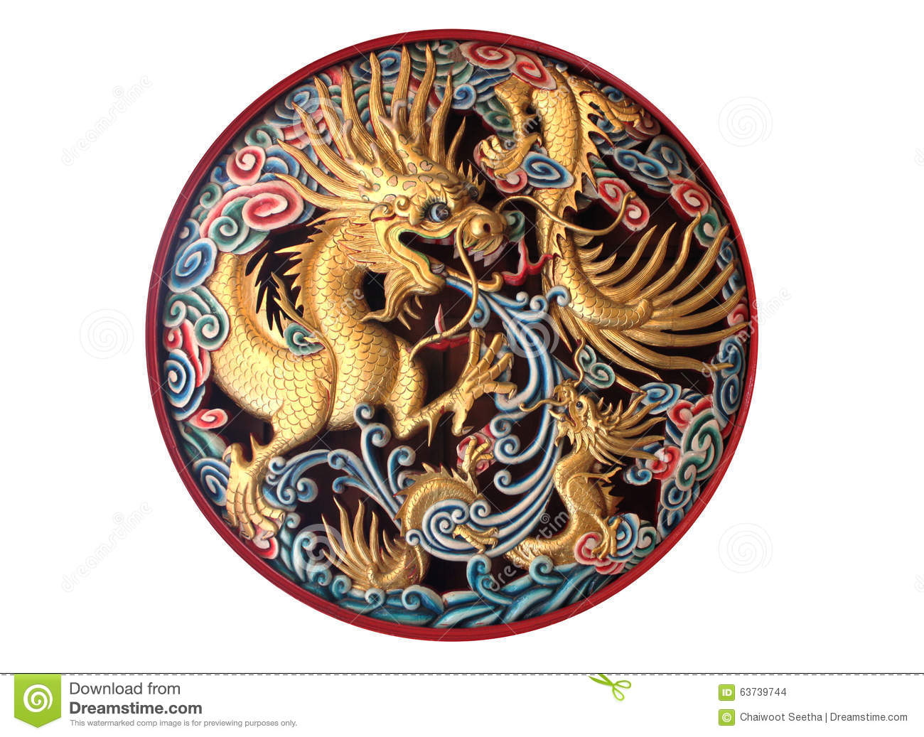 dragon wood carvings stock photo image of design decoration 63739744 rh dreamstime com  dragon carving template