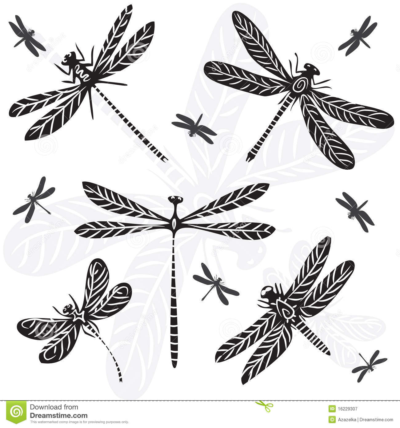 Dragonfly Royalty Free Stock Photography - Image: 16229307