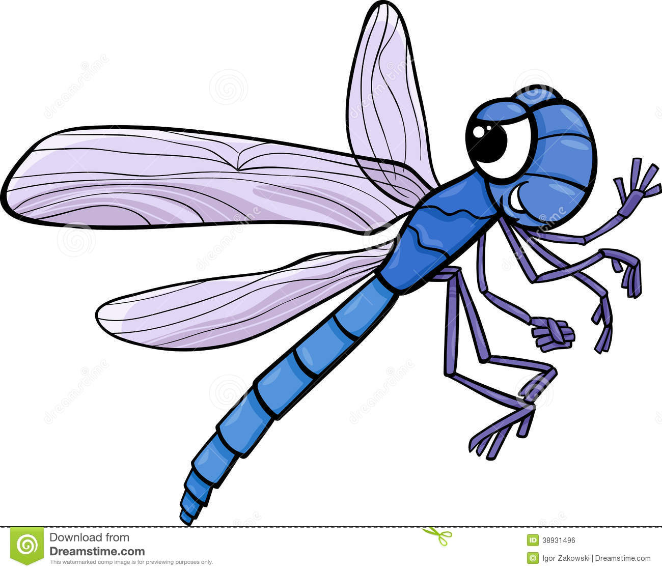 cartoon insect clipart - photo #45