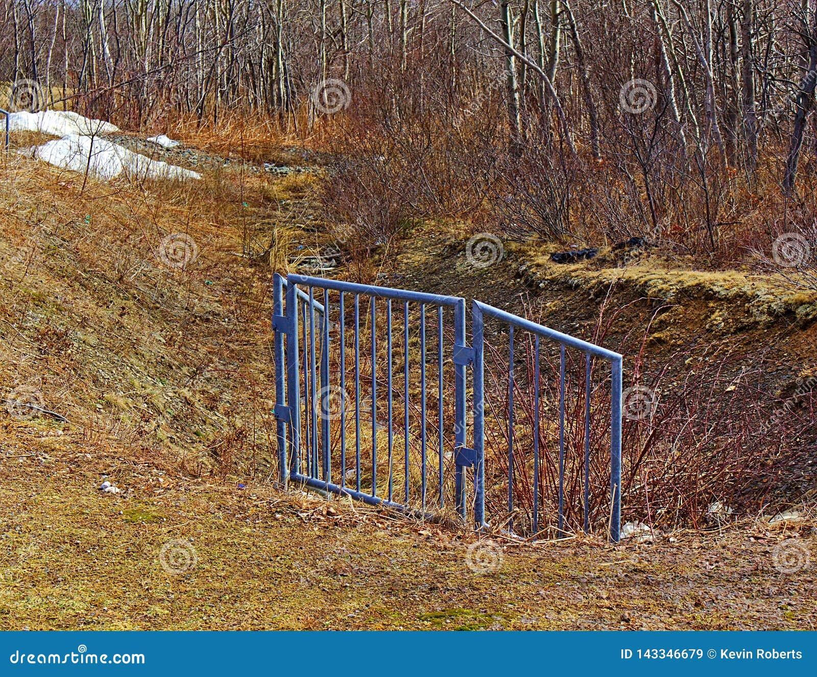 Drain de barrière