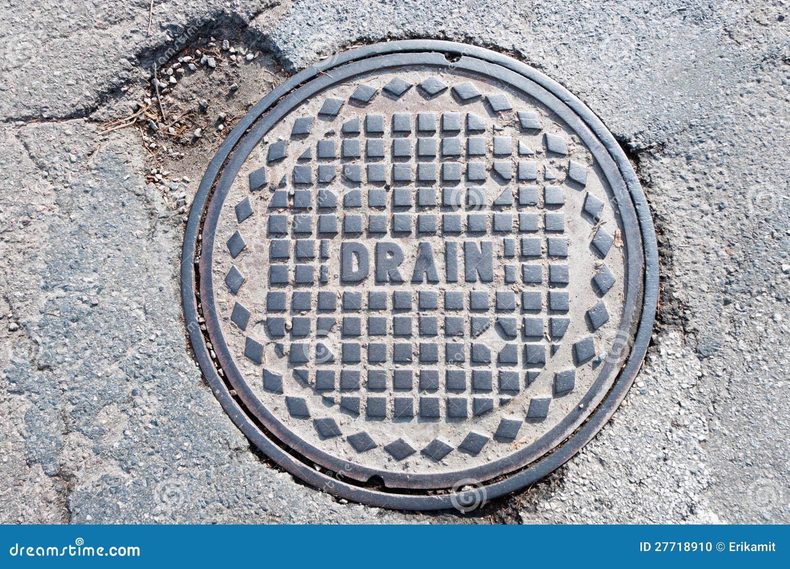 Drain Manhole Cover
