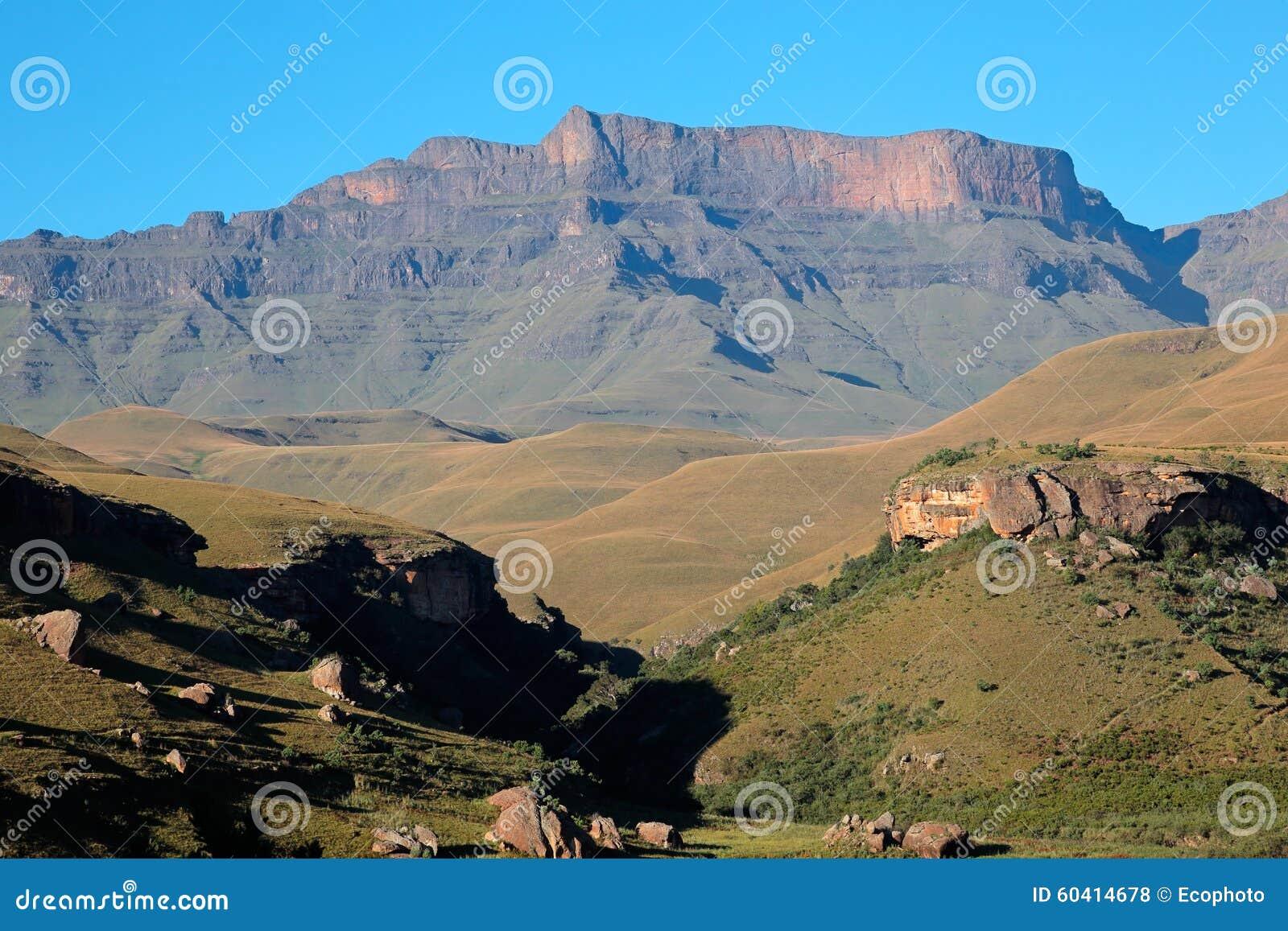 Drakensberg山