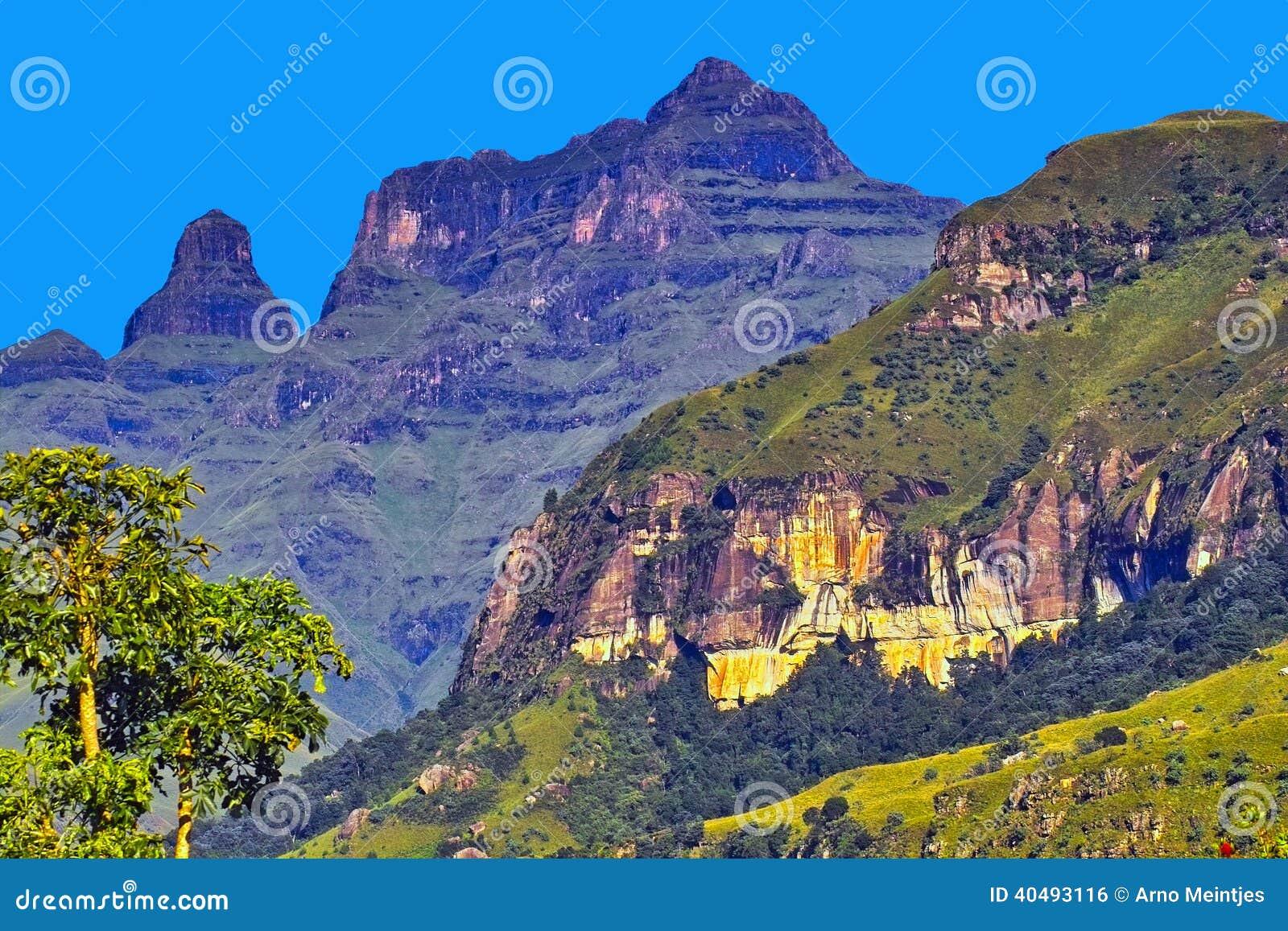 Drakensberg góry