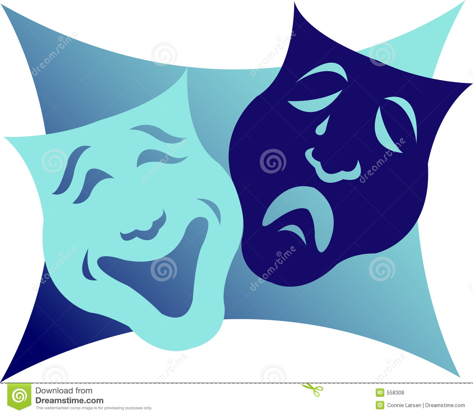 Drama Masks/eps