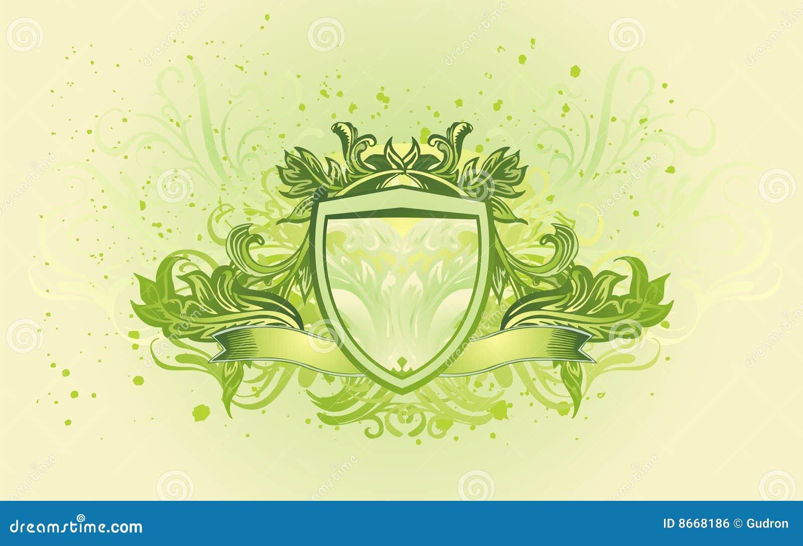 Drapeau d écran protecteur