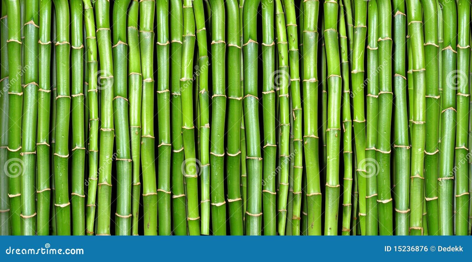 Drapeau de bambou