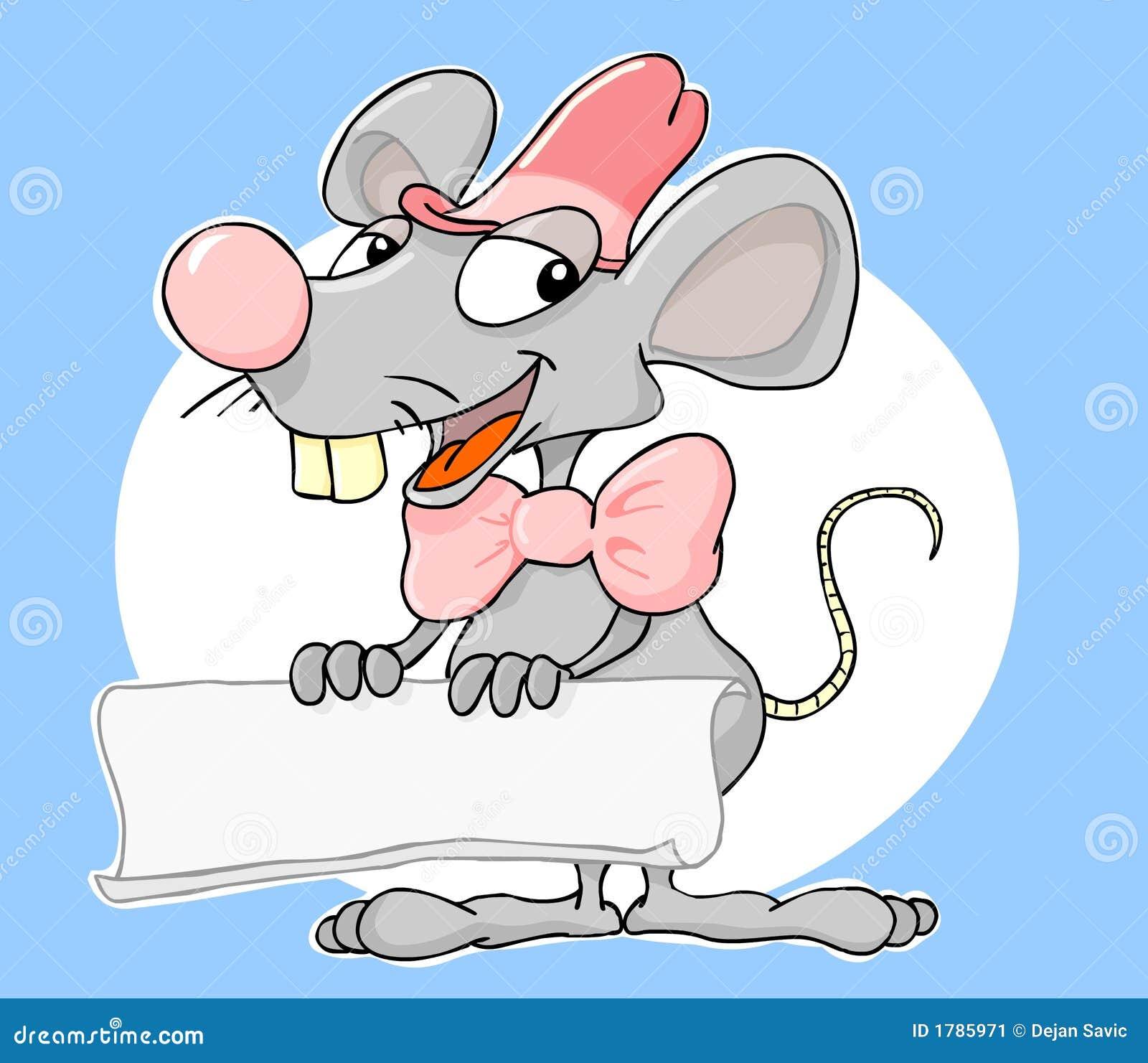 Drapeau de souris