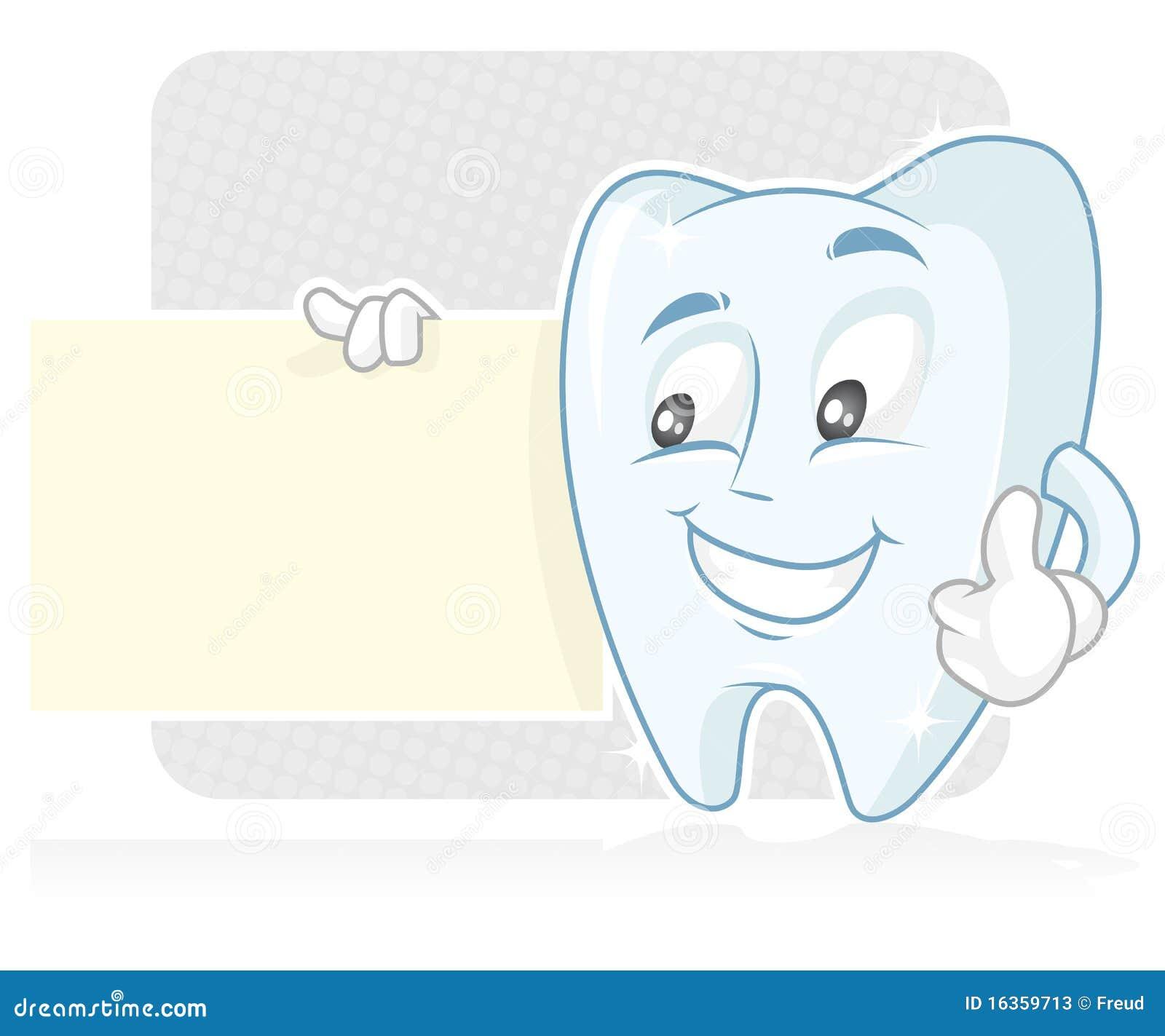 Drapeau dentaire