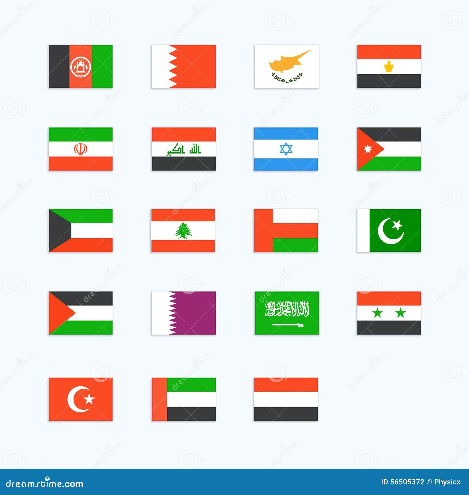 Bahrain Flag Vs Qatar Flag