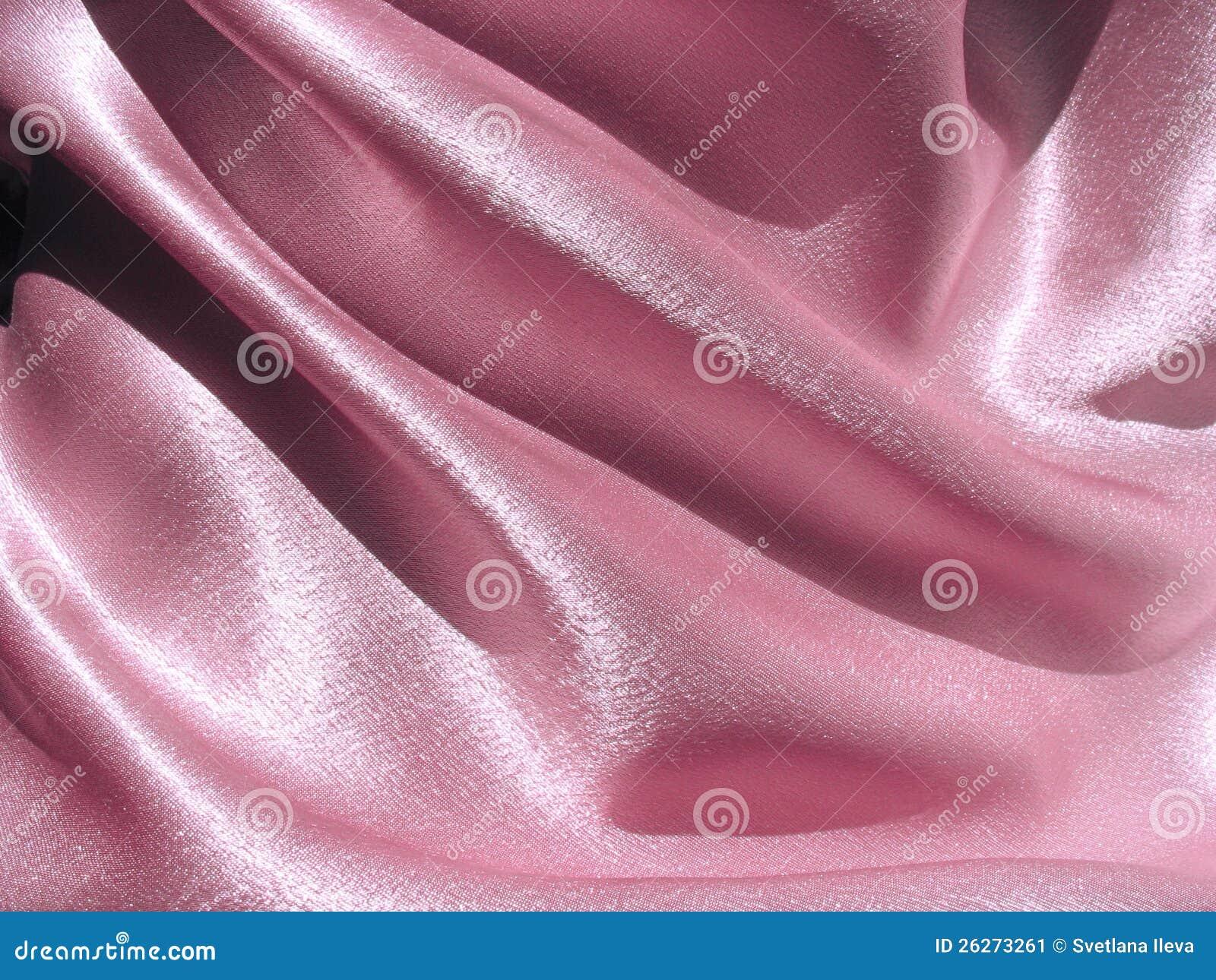 Draped pink satin backgroundPink Satin Background